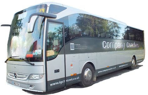Coach hire for schools in and around leeds